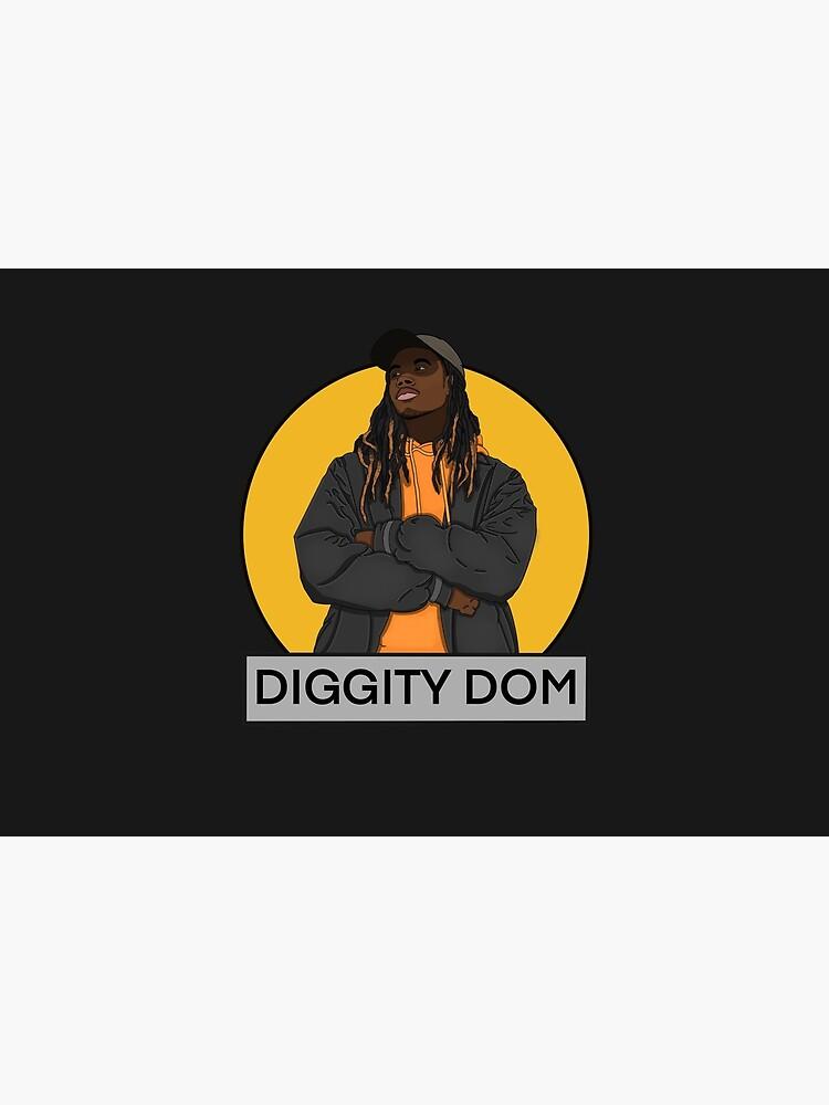 Diggity Dom Logo by DiggityDom