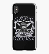El Chapo Nation iPhone Case/Skin