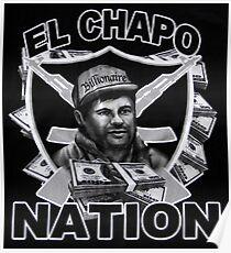El Chapo Nation Poster