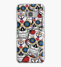 Sugar Skull Samsung Galaxy Case/Skin