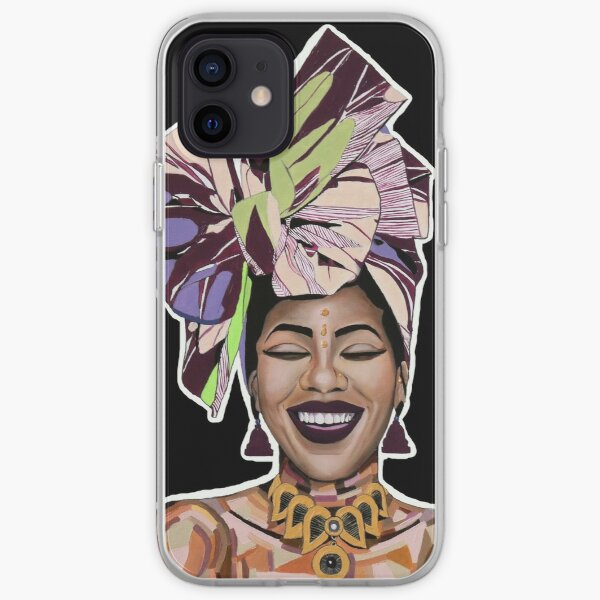 Being Happy iPhone Soft Case