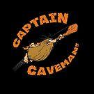 Captain Caveman by Gregory Colvin