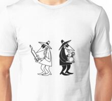 spy vs spy retro Unisex T-Shirt