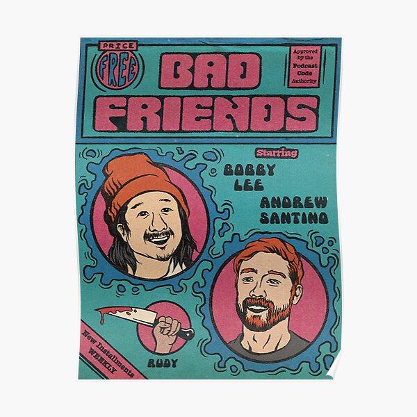 Bad Friends Poster