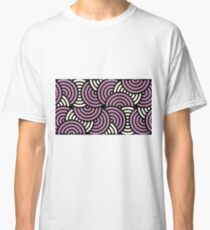 Slice of Lilac Pattern Classic T-Shirt