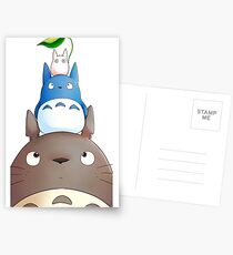 My Neighbor Totoro - 6 Postcards