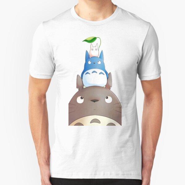 My Neighbor Totoro - 6 Slim Fit T-Shirt