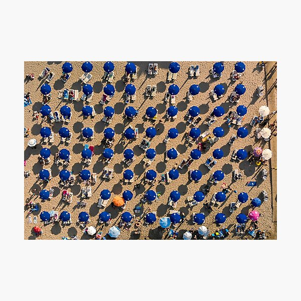 Summer Holidays - Protaras Photographic Print
