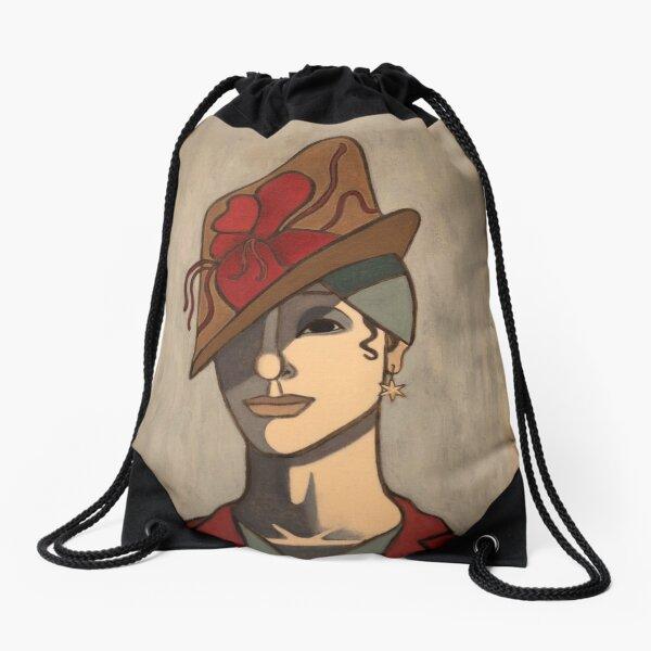 Madame Thierry Drawstring Bag