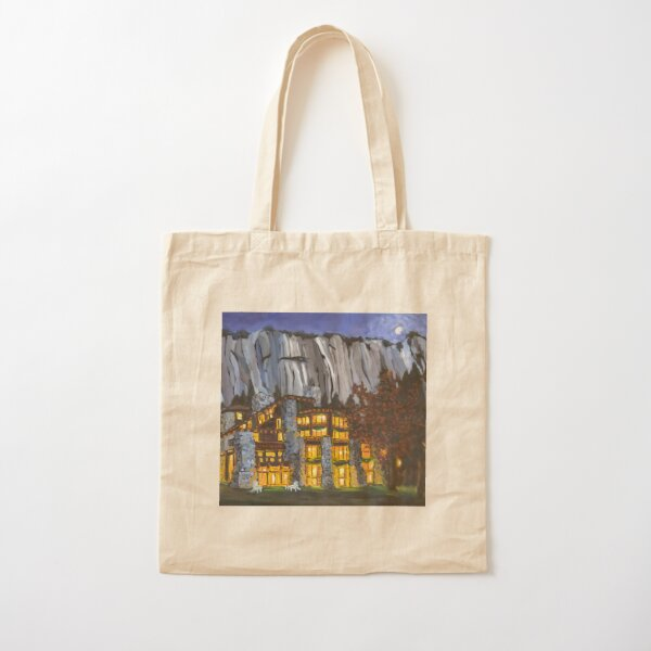 You Are the Light Cotton Tote Bag