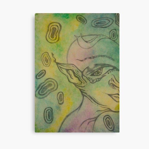 Rainforest fairy  Canvas Print