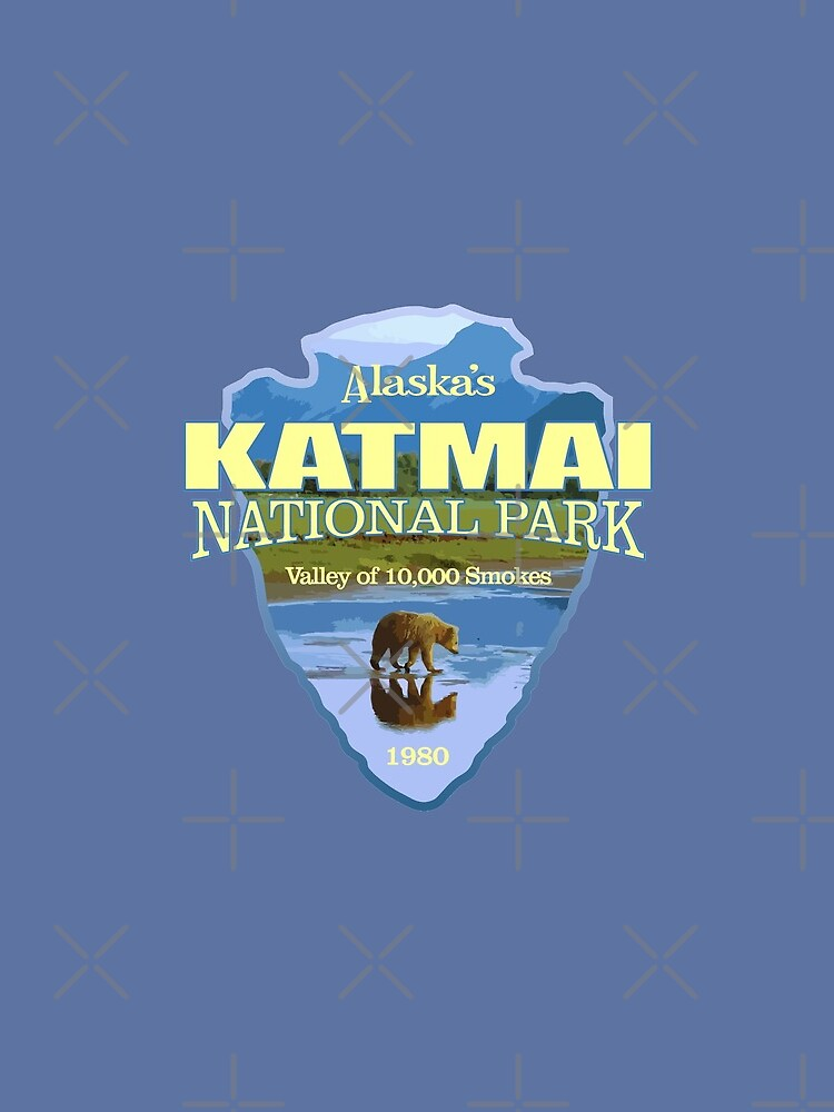 Katmai National Park (arrowhead) by curranmorgan