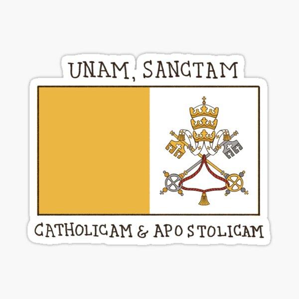 Copia de Copia de Copia de Catholic Sticker Holy rosary sticker Sticker