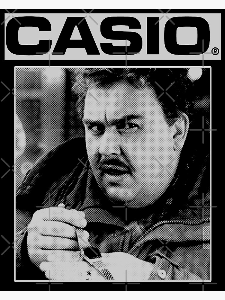 John Candy - Planes, Trains and Automobiles - Casio by BristolHummm