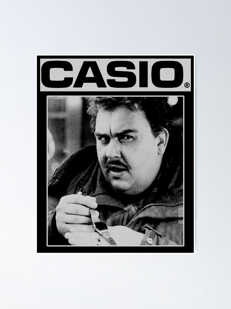 Alternate view of John Candy - Planes, Trains and Automobiles - Casio Poster