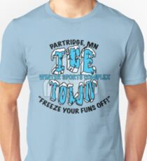 Parks and Rec: Ice Town Shirt Unisex T-Shirt
