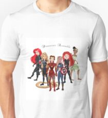 Princesses Assemble  T-Shirt