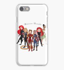 Princesses Assemble  iPhone Case/Skin