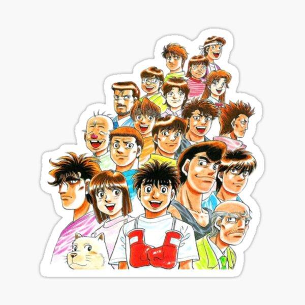 Stickers Hajime No Ippo Sticker