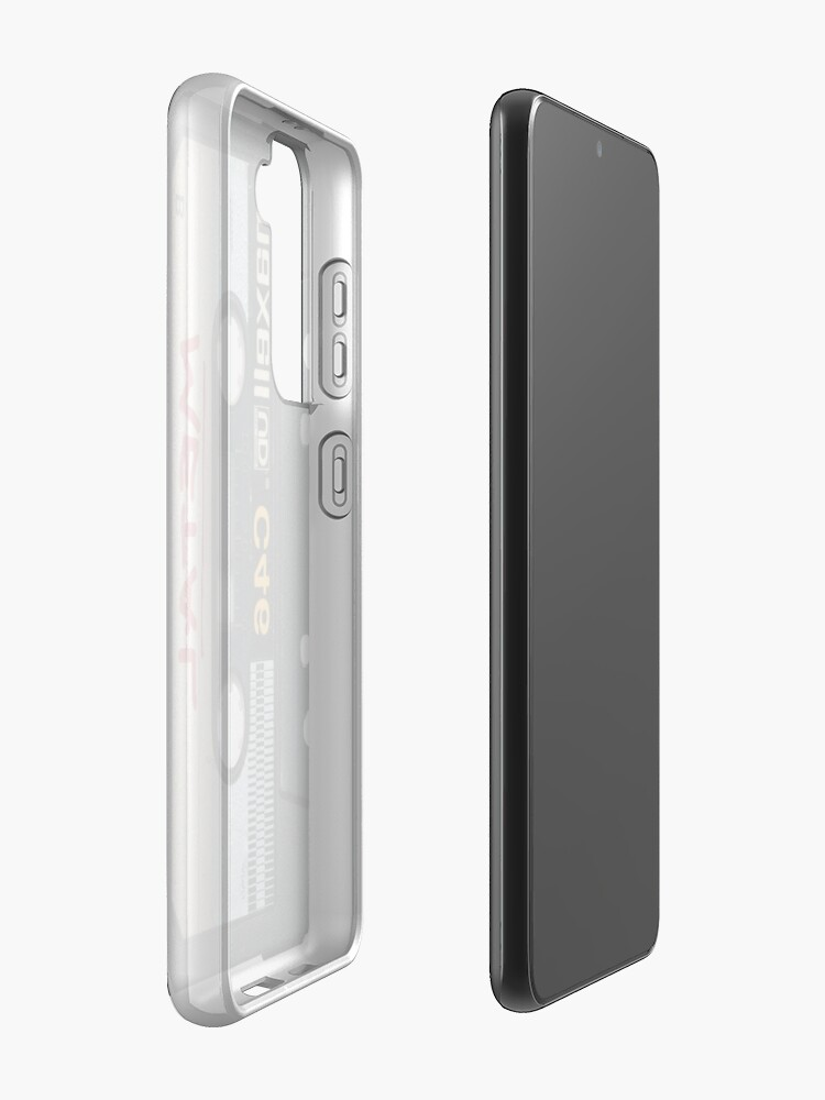 Alternate view of Metal Mix Tape Case & Skin for Samsung Galaxy