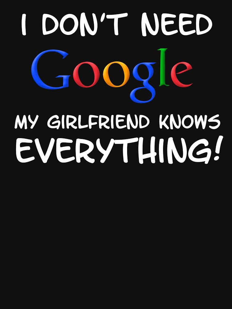 google girlfriend