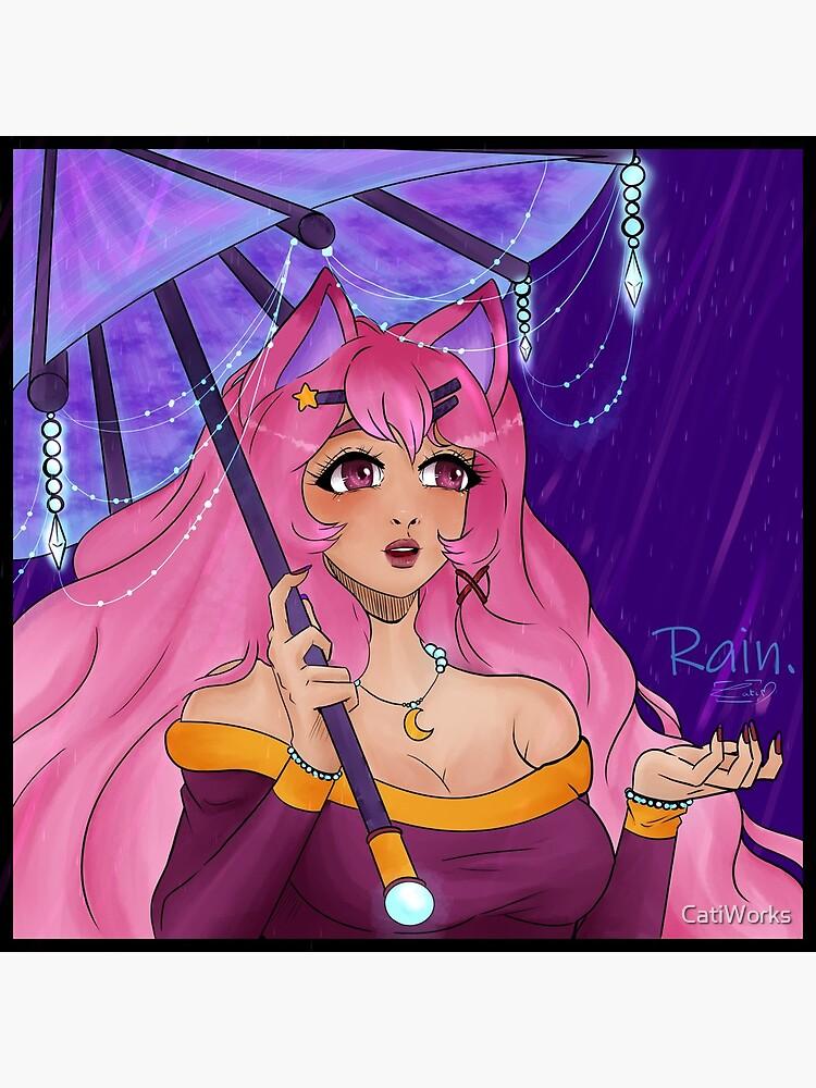 Magical Rain by CatiWorks