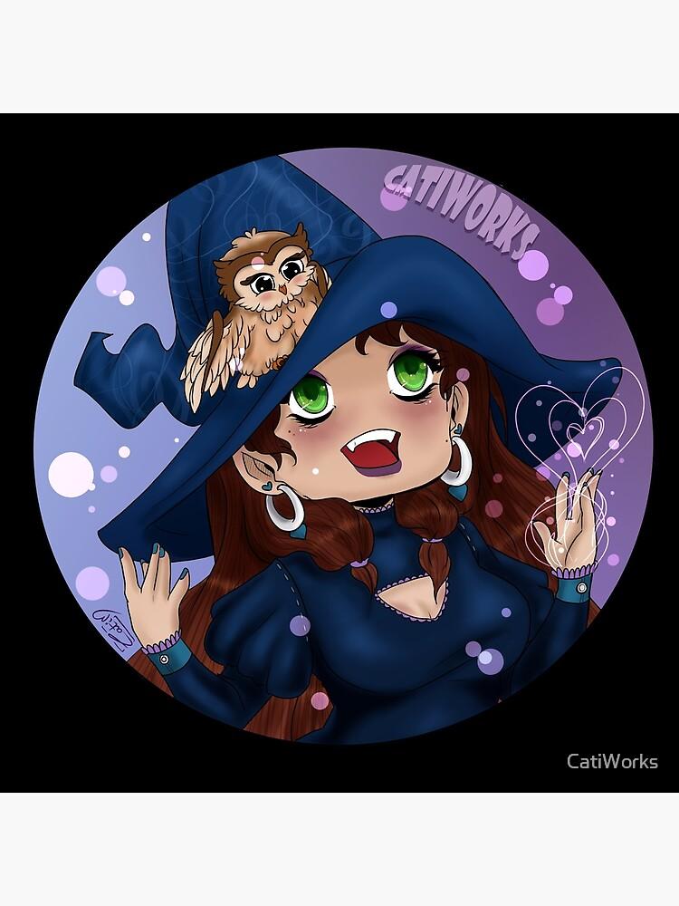 CatiWorks Mascot by CatiWorks