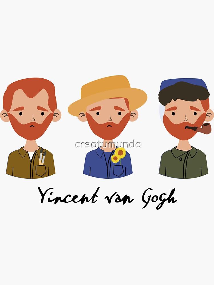 Van Gogh de creotumundo