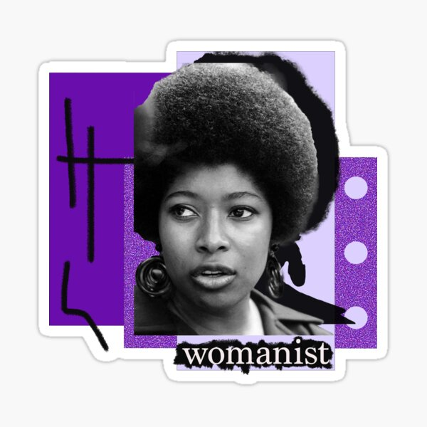 Alice Walker Sticker