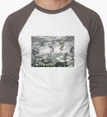Autumn Stone Men's Baseball ¾ T-Shirt