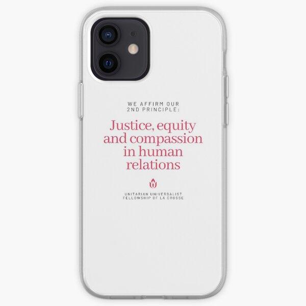 2nd Principle iPhone Soft Case