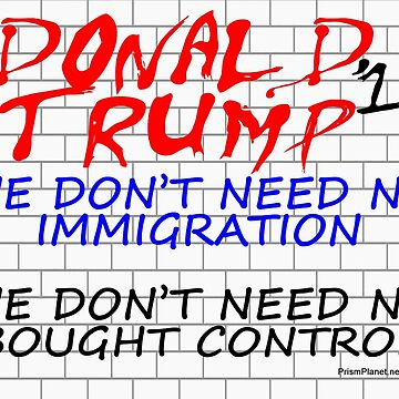 Trump Wall 2 by ayemagine