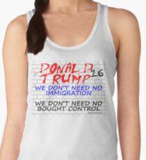 Trump Wall 2 Women's Tank Top