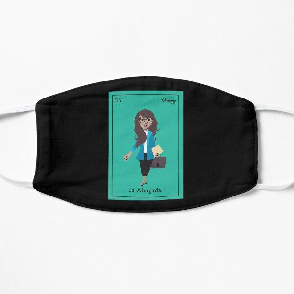 La Abogada Flat Mask