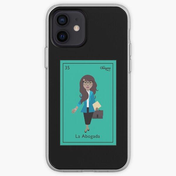 La Abogada iPhone Soft Case
