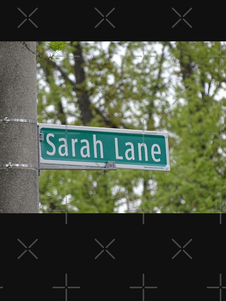 Sarah Lane, Sarah, Sarah mask, Sarah mug, Sarah magnet, Sarah sticker,  by PicsByMi