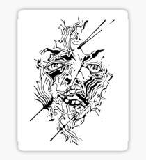 Sliced Sticker