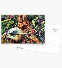 Hands Postcards