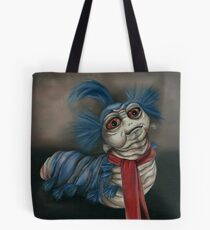 Labyrinth Worm - Oil Painting  Tote Bag