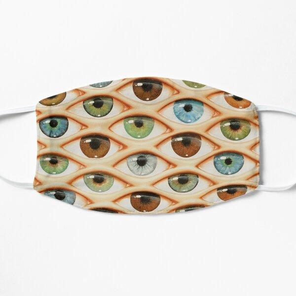 Auge um Auge.... Flache Maske