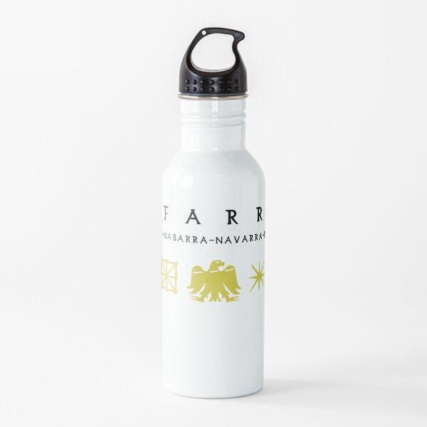 Nafarroa-Nabarra-Navarra Botella de agua
