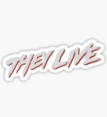 theylive Sticker