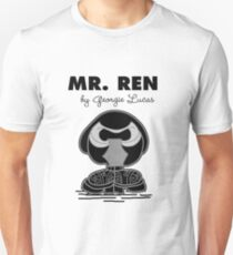 Mr Ren Unisex T-Shirt