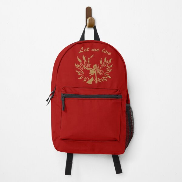 Let me Live - Claire Redfield Backpack
