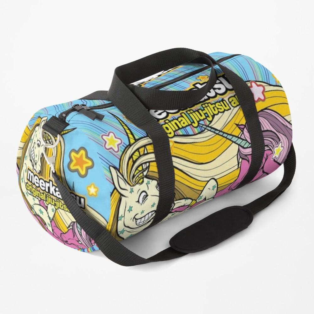 Leg Locking Unicorns Duffle Bag