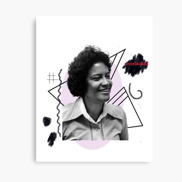 Norma Merrick Sklarek Canvas Print