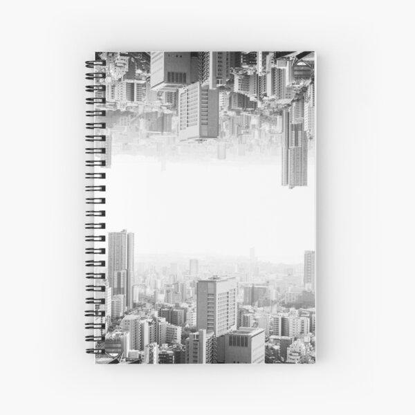 Osaka Double Skyline Spiral Notebook