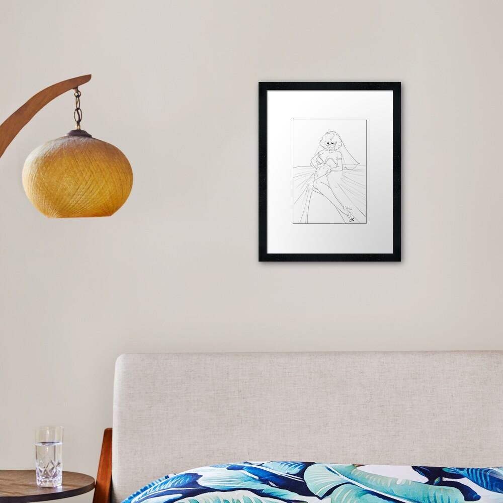 Brellom Framed Art Print
