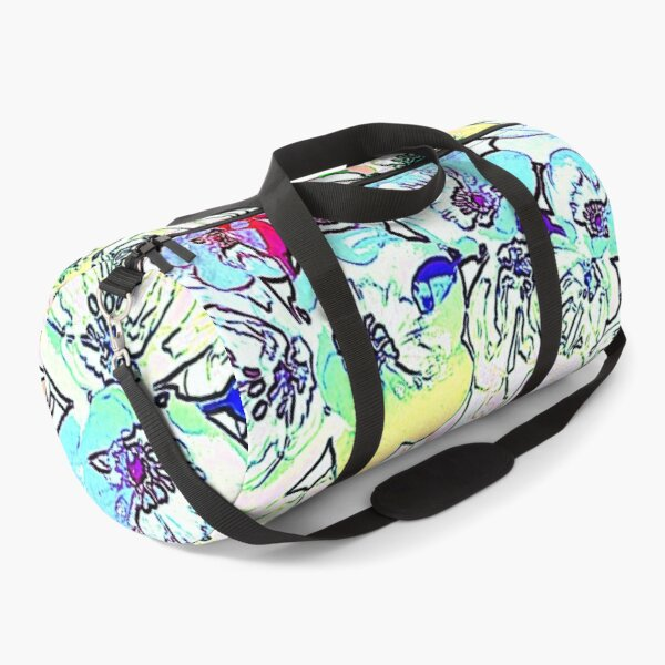 GARDEN FLOWERS Duffle Bag