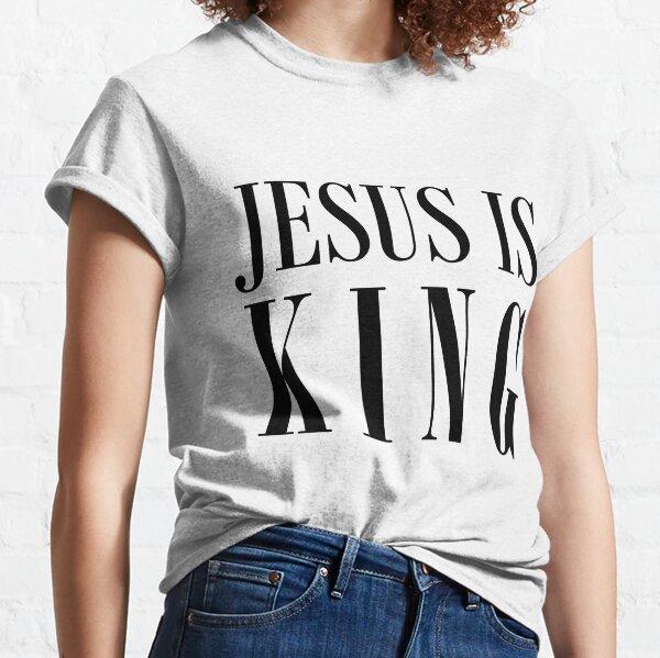 Jesus Is King Classic T-Shirt